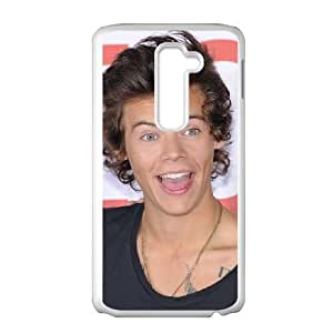 LG G2 Cell Phone Case White Harry Styles JDK Phone Cases Protective