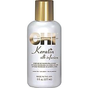 Chi Keratin Silk Infusion, 6 Ounce