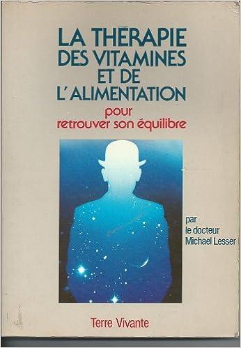 La thérapie des vitamines et de l'alimentation pdf