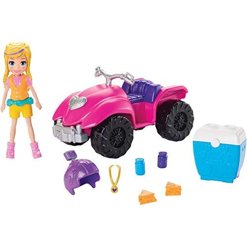 Polly Pocket! Quadriciclo Fabuloso Gdm13 Mattel