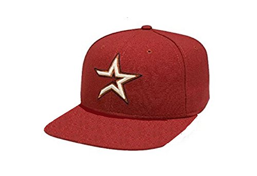 MLB Licensed replica Houston Astros Adult Cap Twill Red