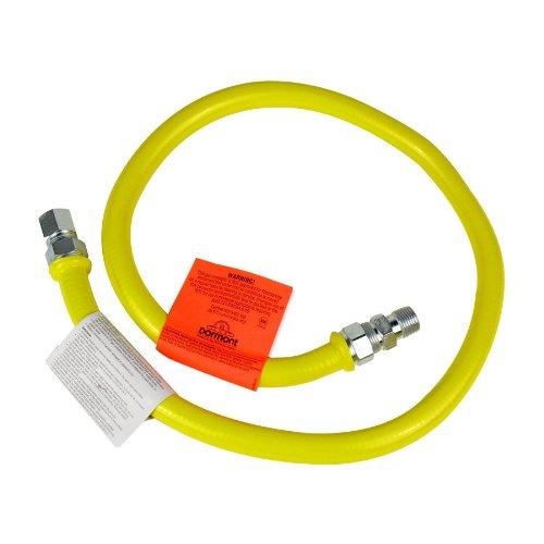 (Dormont 1650NPFS48 Stationary Gas Connector Hose 48