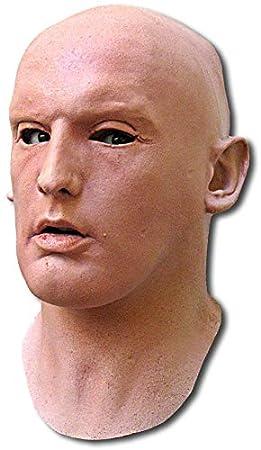 ce815ccaac847e Horror-Shop hommes Viktor masque en mousse de latex  Amazon.fr  Jeux ...