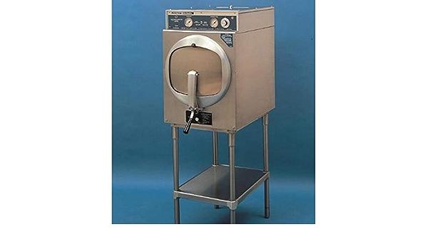 Domestic Fixed Temperature Autoclave 208//240V 60Hz Market Forge 95-2678 Analog Sterilmatic Sterilizer