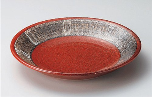 結晶マグナ 26.3cm パスタ皿5点セット カレー皿として、盛皿として   B00KT13LSI