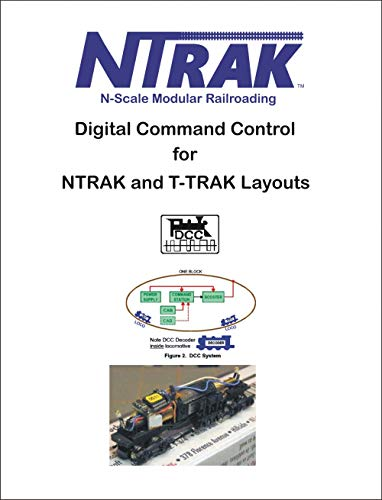 - DCC for NTRAK and T-TRAK Layouts