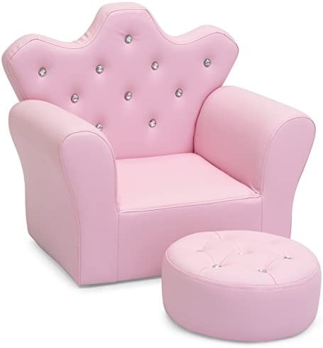 Best Choice Products Upholstered Bejeweled