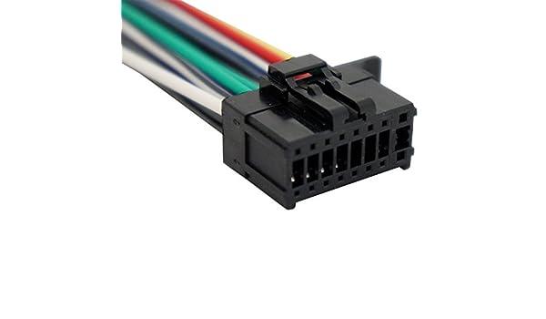 33 Pioneer Deh 1200mp Wiring Diagram