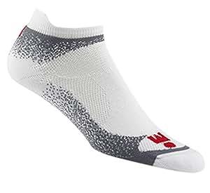 Wigwam Men's Ironman Flash Pro Sock,Large,Grey