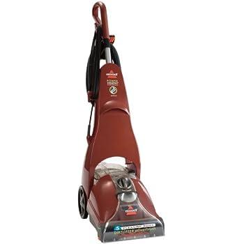 Bissell Powerbrush Full Sized Carpet Steamer And Carpet Shampooer 1623 Orange