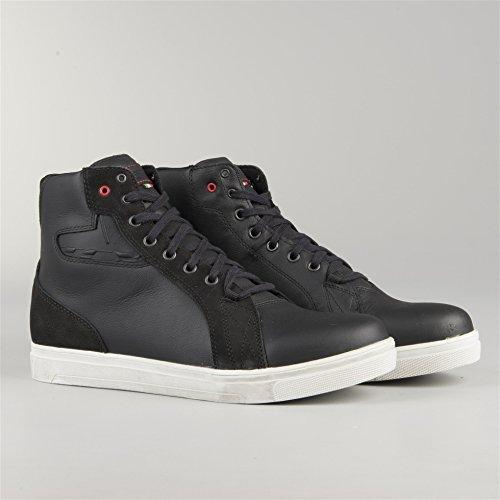 TCX Street Ace Waterproof Men's Street Motorcycle Shoes - Black / ()