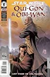 Star Wars: Qui-Gon & Obi-Wan - Last Stand On Ord Mantell #1 (Photo Cover, 1 of 3)