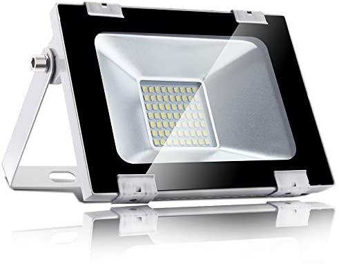 30W LED Foco proyector, LED Reflector industrial para exteriores ...