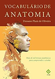 VOCABULÁRIO DE ANATOMIA (e-pub)