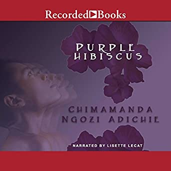 Amazoncom Purple Hibiscus Audible Audio Edition Chimamanda