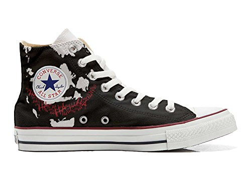 Converse All Star Customized - zapatos personalizados (Producto Artesano) Face art