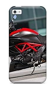 Iphone 5c Case Bumper Tpu Skin Cover For Ducati Motorcycle Accessories