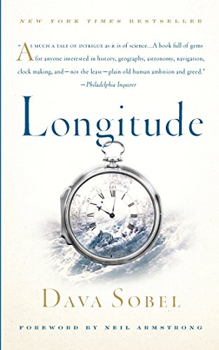Longitude: The True Story of a Lone Genius Who Solved the Greatest Scientific Problem of His Time by [Sobel, Dava]