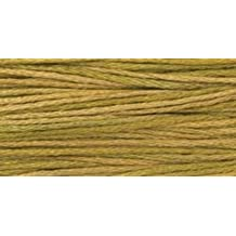 Weeks Dye Works Over-Dyed 6-Strand Embroidery Floss, 5 Yds: Olive