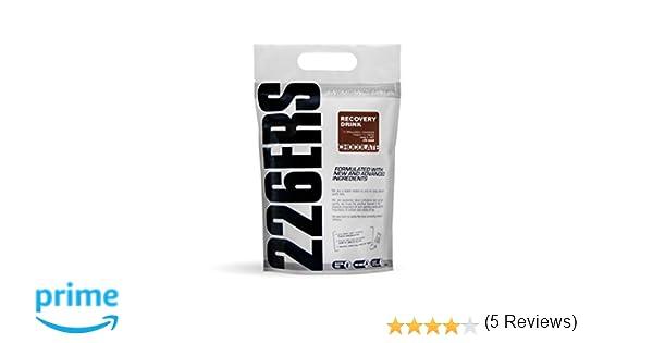 226ers Recovery Drink Recuperador Muscular Sabor Chocolate - 1000 gr: Amazon.es: Salud y cuidado personal