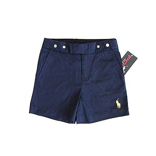 Polo Ralph Lauren Little Girl's US Open Shorts, Size 5(yrs), Navy