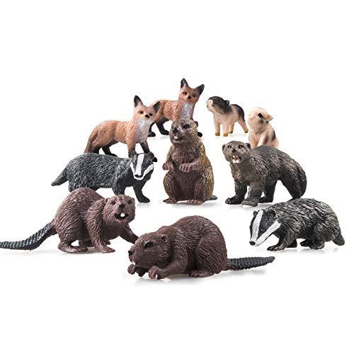 Buy fox figurines toys