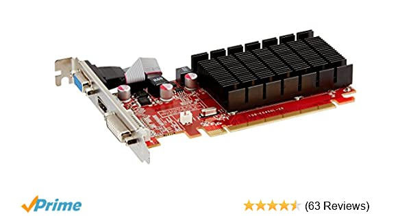 VisionTek Radeon 5450 2GB DDR3 (DVI-I, HDMI, VGA) Graphics Card - 900861