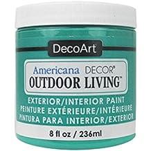 Decoart DECADOL-36.16 Outdoor Living 8oz Adirondack Americana Outdoor Living 8oz Adirondack