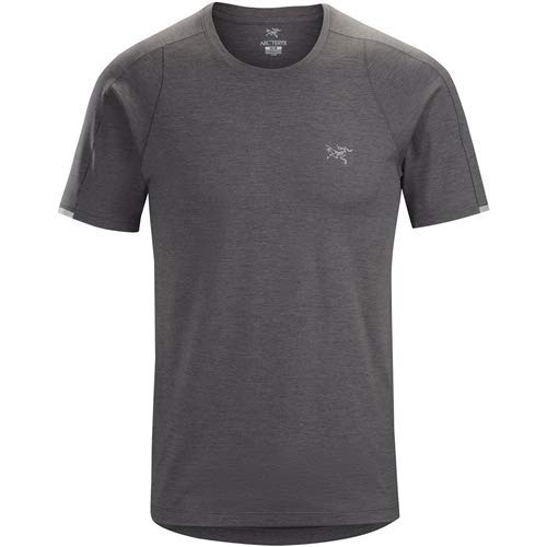 Arc'teryx Cormac Crew Short-Sleeve Shirt - Men's Pilot, L
