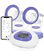 Lansinoh Double Electric Breast Pump With Bluetooth And App
