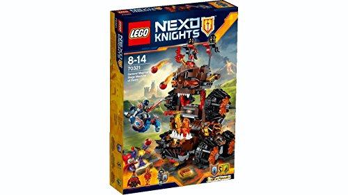 레고 넥스 나이츠 마그마・타워 어택(attack) 70321 Lego Nex Knights Magma Tower Attack 70321