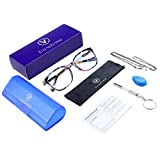 Blue Light Blocking Glasses for Women, Anti