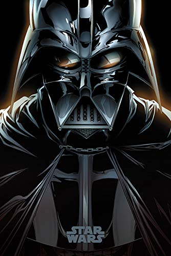 Star Wars - Movie Poster (Darth Vader - Comic) (Size: 24