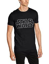 Star Wars Men's Logo T-shirt Black