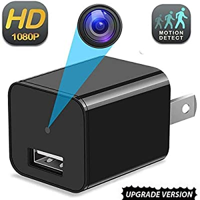 Hidden Camera | Spy Camera | Surveillance Camera | USB Camera | Spy Cam | HD 1080P | HD 1080P | Mini Spy Camera | USB Hidden Camera | Nanny Cam | Spy Camera Charger | Secret Camera by NYCstores