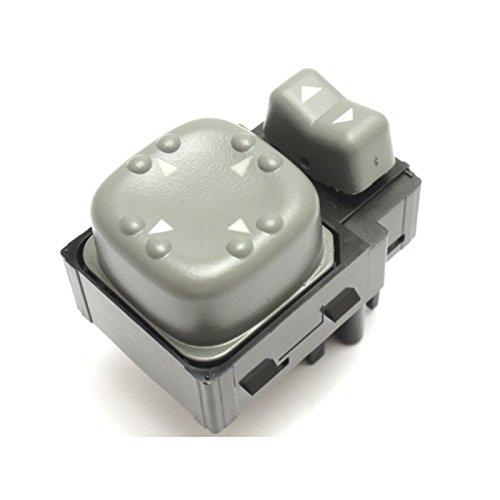 GOSENSORS Power Mirror Switch (Grey) For Chevrolet Blazer / GMC Jimmy / Chevrolet S10 / Chevrolet Sonoma / Oldsmobile Bravada 15013100