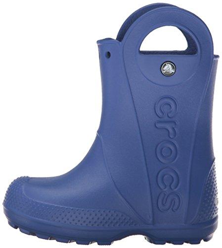 Crocs Rain Boot,Cerulean Blue,10 US