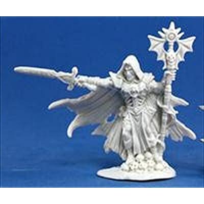 Malek, Necromancer (1) Miniature by Reaper