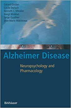 Book Alzheimer Disease: Neuropsychology and Pharmacology