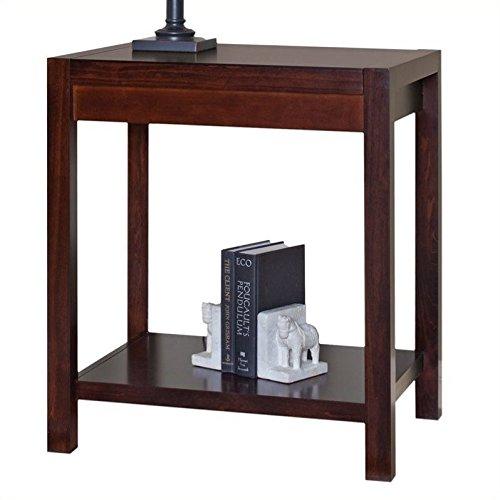 Kathy Ireland Modern Desk (Kathy Ireland Home by Martin Carlton Corner Group End Table )