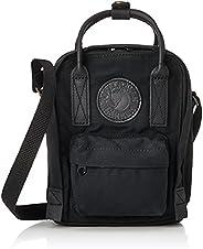 Fjallraven Unisex_Adult Kånken No. 2 Black Sling Sports Backpack, Standard Size
