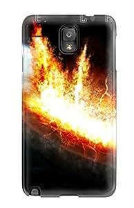 Lelean Boghorian DXzdKMM24058BlrLm Protective Case For Galaxy Note 3(bsa Snake Boooooom Digital)