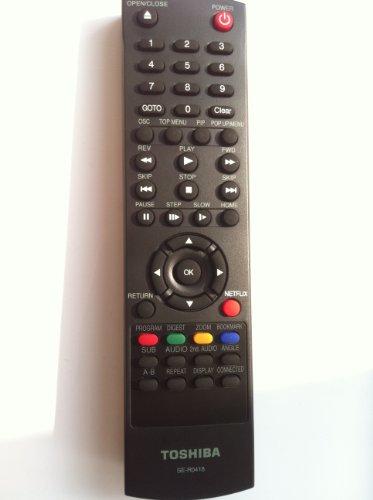 New Toshiba Blu-ray Blue Ray Dvd Player Bd Remote Se-r0418 W