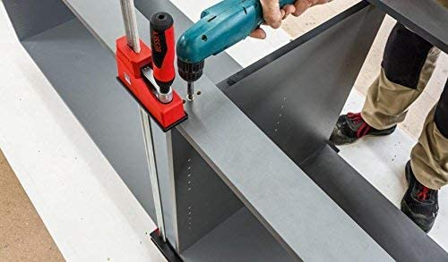 1500//95 mm Bessey KRE150-2K REVO KRE Body Clamp Multi-Colour