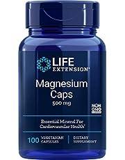Magnesium Caps (500mg) 100 vcaps
