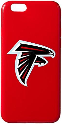 Atlanta Falcons Black Football Case (Atlanta Falcons iPhone 6/6s TPU Silicone Soft Protective Slim Case)