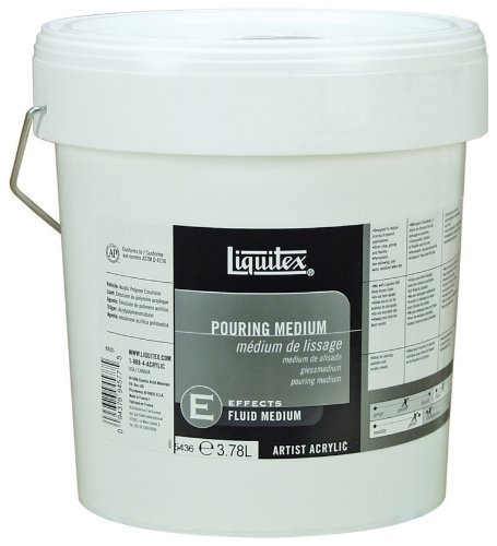 Price comparison product image Liquitex Professional Pouring Effects Medium, 127.81-oz (gallon)