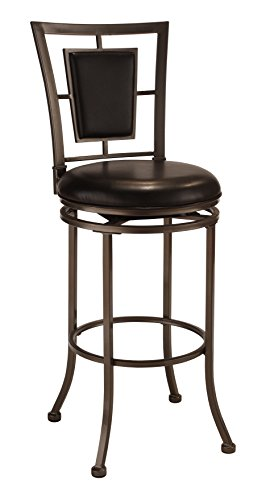 Hillsdale Furniture 4262-826 Auckland Swivel Counter Stool