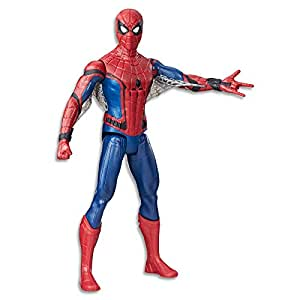 "Marvel SPIDER-MAN - 12"" Eye FX - 12 Sounds & Phrases - Action Figure - Kids Toys - Ages 4+"