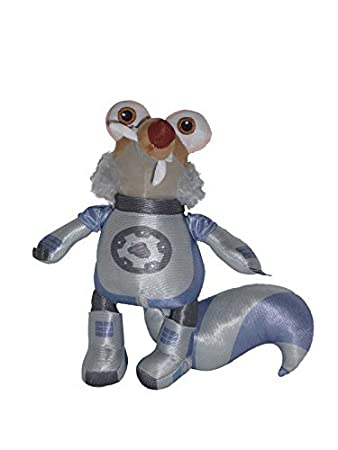 Astronaut Space Suit 11 Acorn Plush Squirrel Ice Age 5 Collision Course Teddy Bear